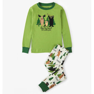 Boys' [2-10] May The Forest Be With You Two-Piece Pajama Set