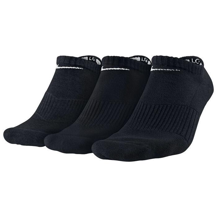 Men's Cotton Cushion No-Show Sock (3 Pack)