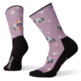 Women's Hike Light Under The Stars Crew Sock