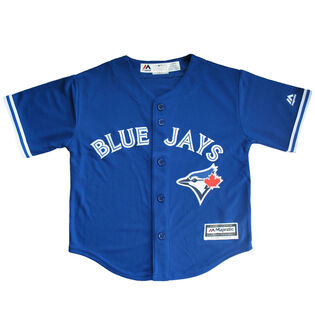 Kids' [4-7] Toronto Blue Jays Replica Alternate Jersey