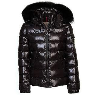 Junior Girls' [8-14] Bady Fur Jacket