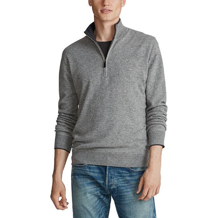 Men's Washable Cashmere Sweater
