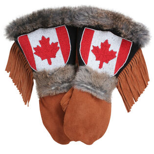 Women's Canada Mitt