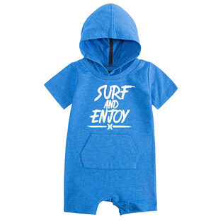 Baby Boys' [0-12M] Say What One-Piece Jumpsuit