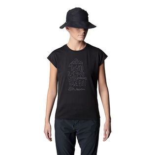 T-shirt Big Up Message pour femmes