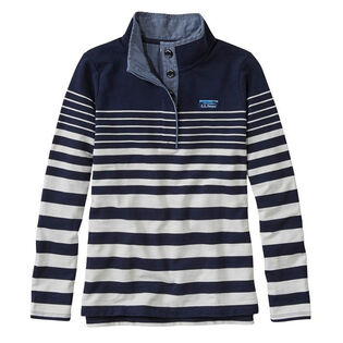 Women's Stripe Rugby Top