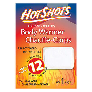 Adhesive Body Warmer