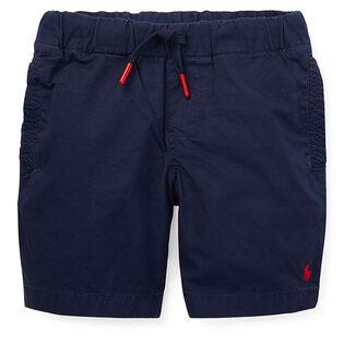 Short en coton pour garçons [2-4]
