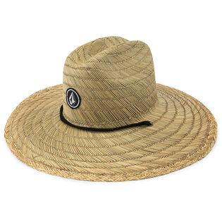 Men's Quarter Straw Hat