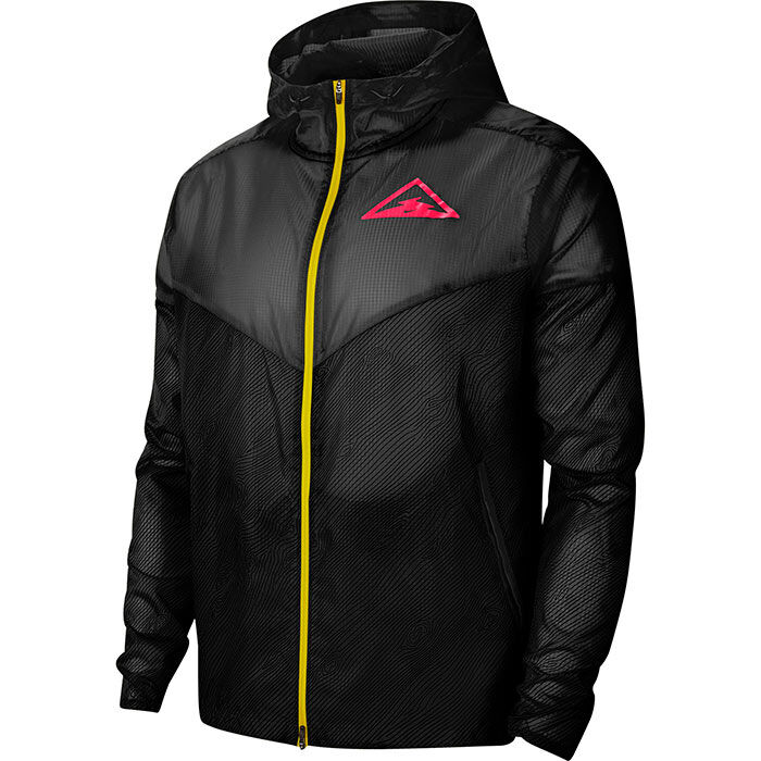 Men's Windrunner Hooded Trail Jacket