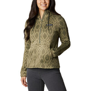 Women's Sweater Weather™ Hooded Pullover Top