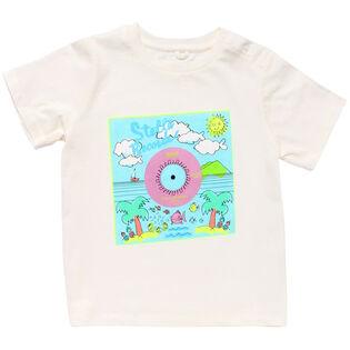 Baby Girls' [3-24M] Stella Records Chuckle T-Shirt
