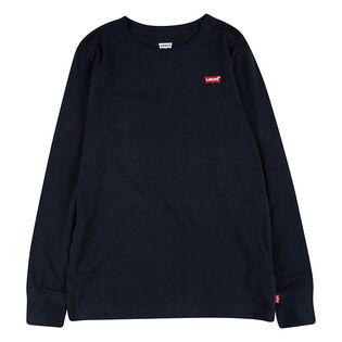 Junior Boys' [8-16] Long Sleeve Batwing T-Shirt