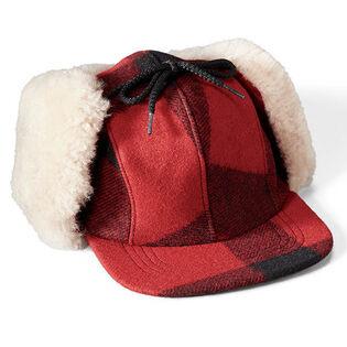 Men's Double Mackinaw Wool Hat
