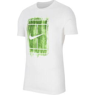 T-shirt Tennis à motifs pour hommes