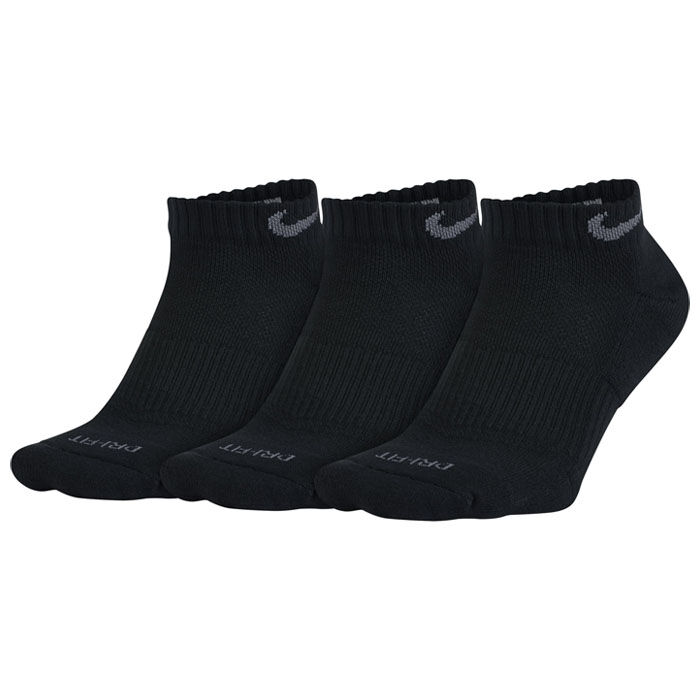 Men's Dri-FIT® Cushion Low-Cut Sock (3 Pack)
