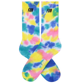 Men's Tie-Dyed Athletic Sock