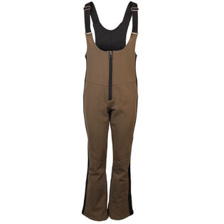 Women's Rosy Two-Tone Bib Pant
