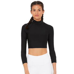 Women's Archer Fitted Crop Top