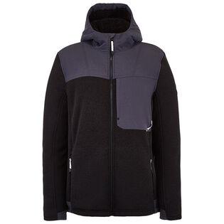 Men's Alps Full-Zip Fleece Hoodie Jacket