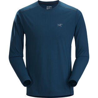 Men's Motus SL Crew Long Sleeve Top