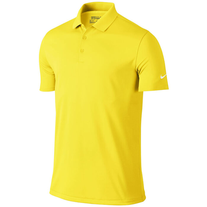 Men's Solid Victory Polo