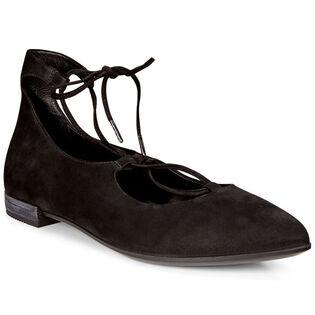 Women's Shape Pointy Ballerina Flat Shoe