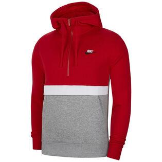 Men's Club Fleece Half-Zip Hoodie