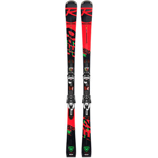 Skis Hero Elite ST TI + fixations de ski SPX 14 Konect GW [2021]