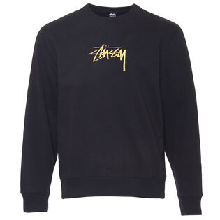 Men's Stock Embroidered Crew Sweatshirt