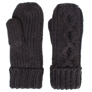 Women's Cable Mitten