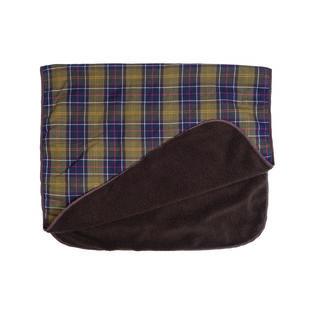Classic Tartan Dog Blanket