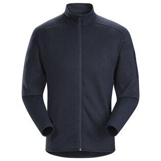Men's Covert Cardigan Jacket