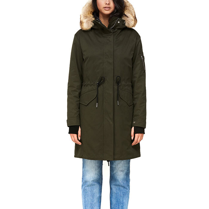 Manteau Elloise pour femmes