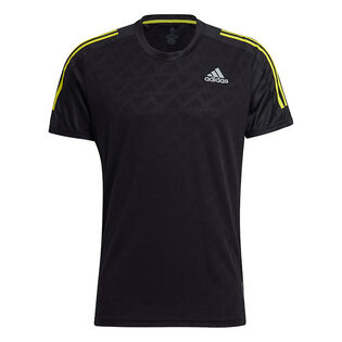 Men's Own The Run 3-Stripes Top