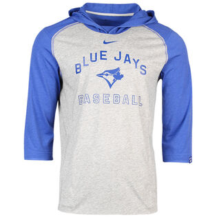 Men's Blue Jays Dry Flux Hoodie