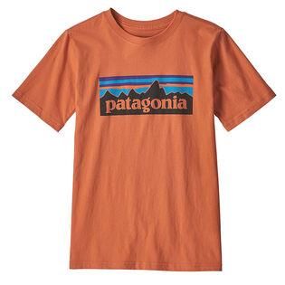 T-shirt P-6 Logo Organic pour garçons juniors [7-16]