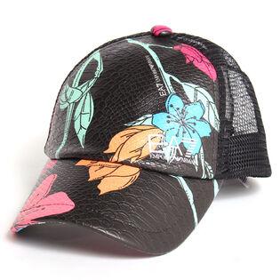Women's Floral Baseball Cap