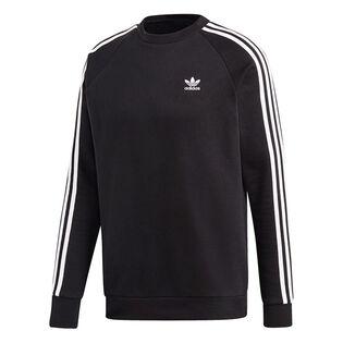 Men's 3-Stripes Crew Sweatshirt