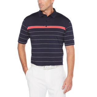 Men's Opti-Dri Range Stripe Polo
