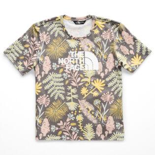 Women's All-Over Print Crew T-Shirt