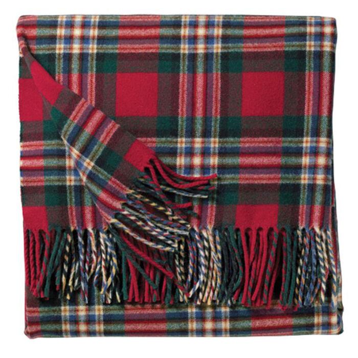 Macgill Tartan Blanket