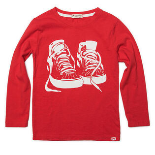 Boys' [2-10] Sneaker Game T-Shirt