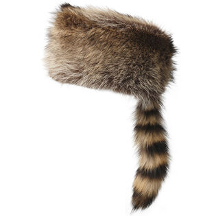 Davey Crocket Fur Hat