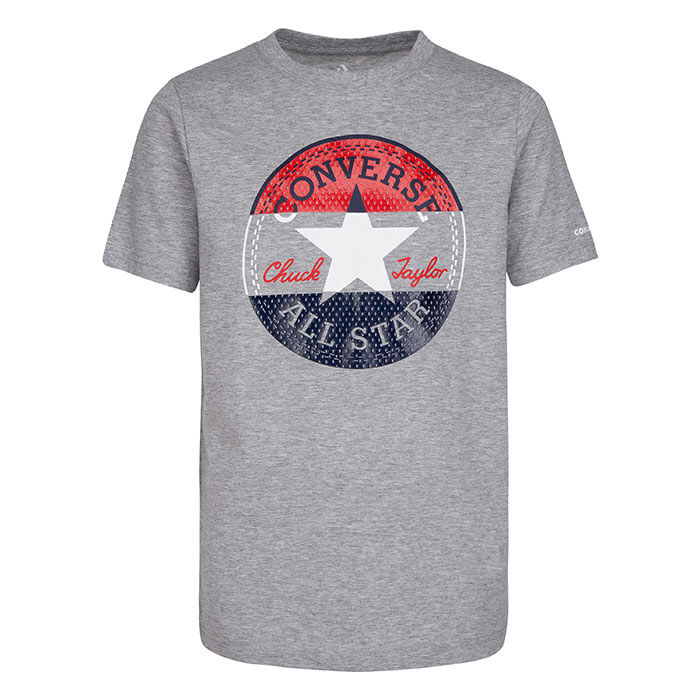 Junior Boys' [8-16] Tri Chuck Patch T-Shirt