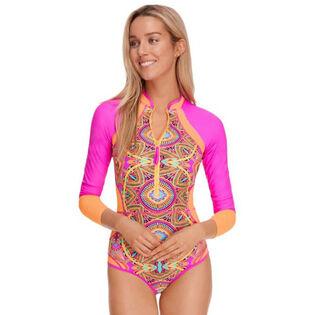 Women's Iggy Paradise Paddle One-Piece Swimsuit