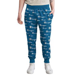 Men's Reverse Weave® Allover Print Jogger Pant