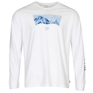 Men's Graphic Long Sleeve T-Shirt