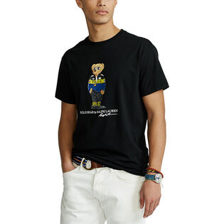Men's Classic Fit Polo Bear Jersey T-Shirt