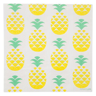 Pineapple Paper Napkins